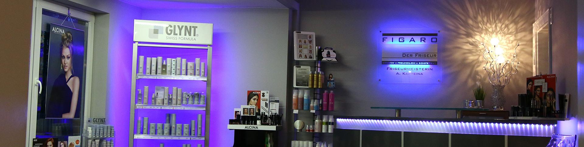 Figaro der Friseur Salon